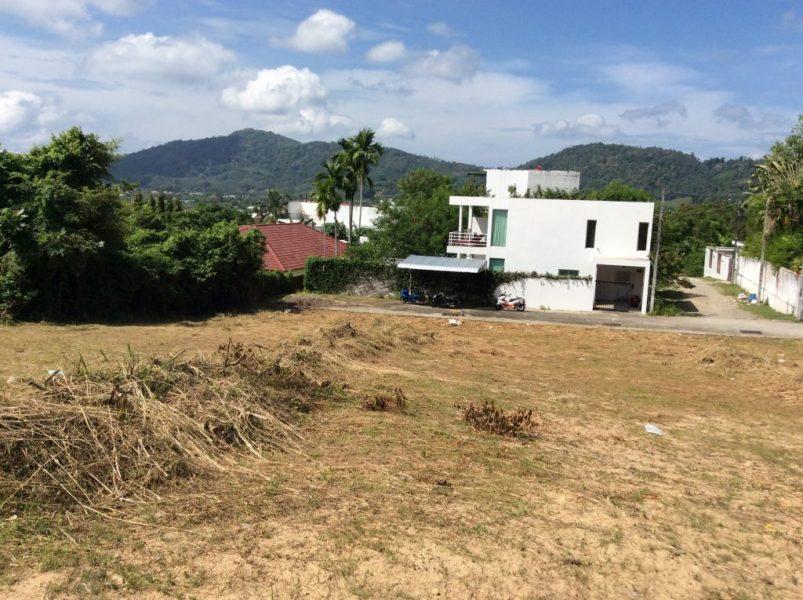 Land Sale Rawai, Phuket